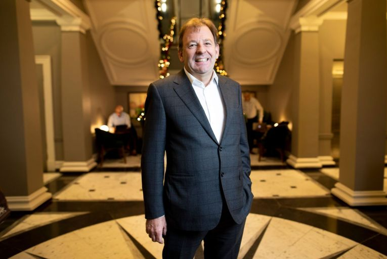 Michael Kelly: 'Flexible space is a very attractive option now, so I'm not afraid of competition'