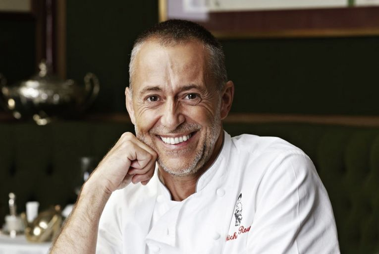 Michael Roux jr: 'I\'m probably one of the few chefs, at my age, to still be in my restaurants.'