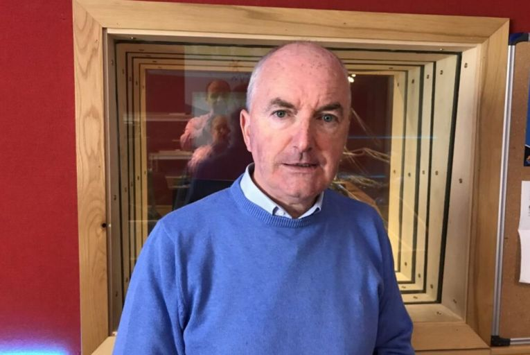 Tommie Gorman: in about the North, the RTÉ reporter emphasised the need for inclusivity