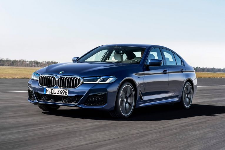 BMW takes its turn at the top with a 5 Series update