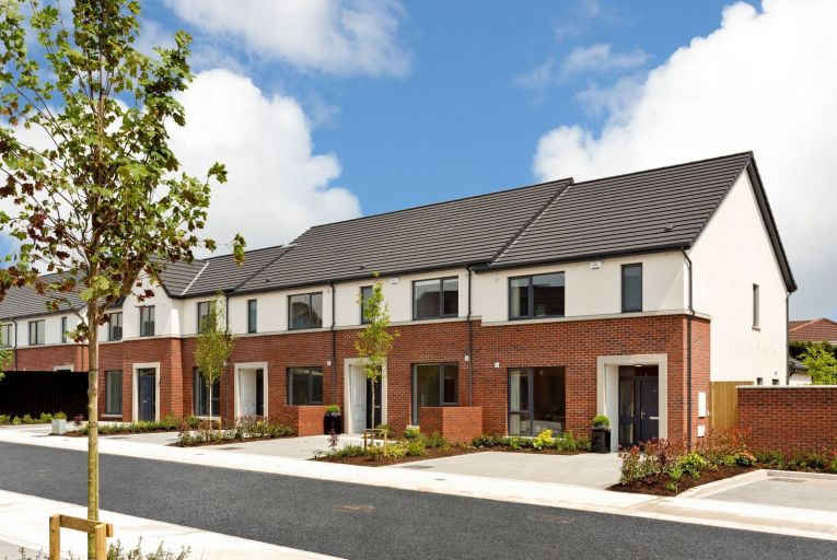 Savills said it received 5,000 requests from buyers interested in the houses in the Somerton development in Lucan, Co Dublin