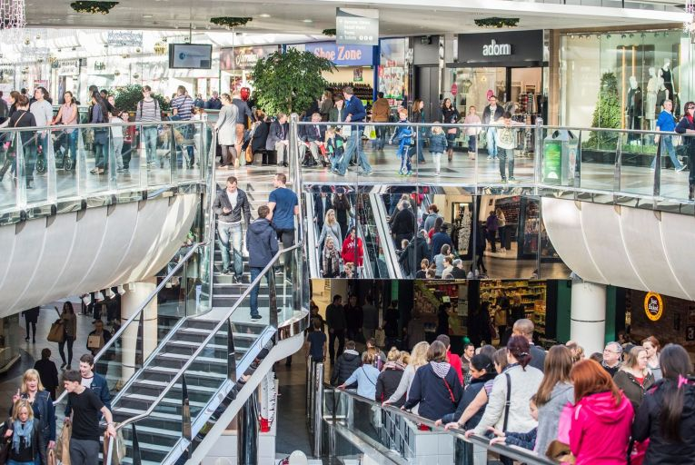 Rents likely to fall at shopping centres, says Blanchardstown owner