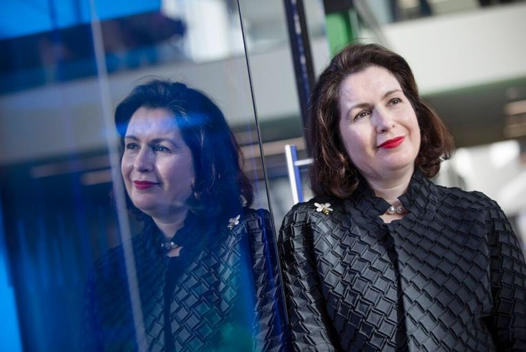 Francesca McDonagh, chief executive of Bank of Ireland: The bank announced a robust set of half-year results last Tuesday that beat market expectations. Picture: Fergal Phillips