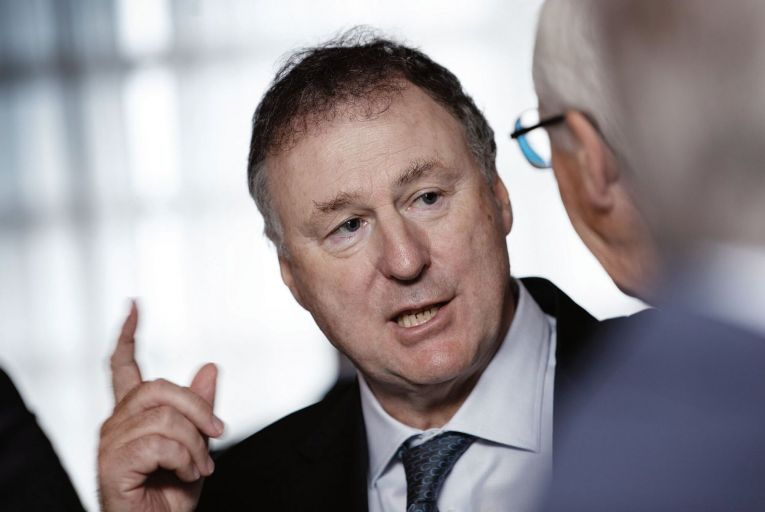 Ferry chief Rothwell's pay rises above €3m