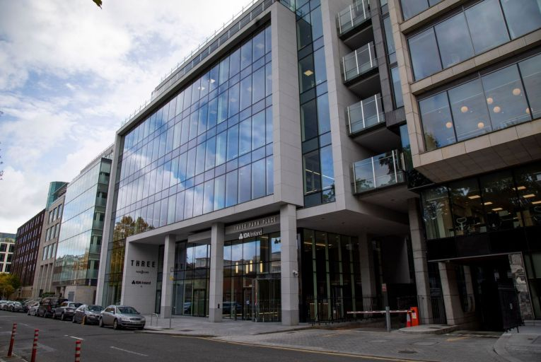 Developers clash again over works at former Eircom site