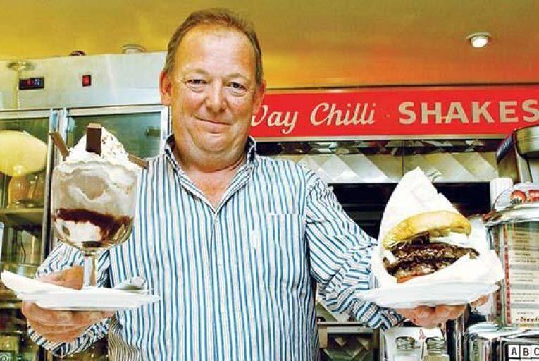 Eddie Rockets diner chain shoots for European markets