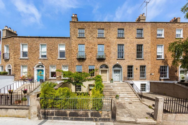 No 10 Pembroke Road: a beautifully presented brick-fronted home in Dublin 4 on the market for €1.95 million
