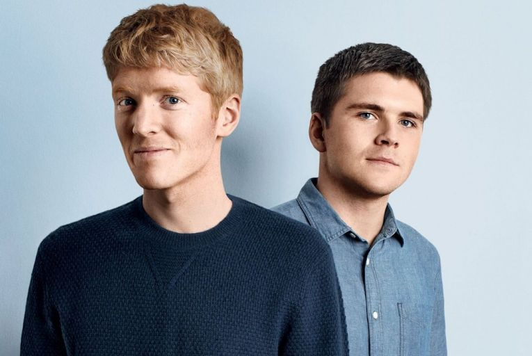 Brothers Patrick and John Collison, founders of Stripe, will work with University of Limerick on the new programme