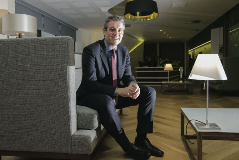 Frank O'Keeffe, managing partner EY: 'I would spend 100 per cent of my working life with clients and people if I got the chance'