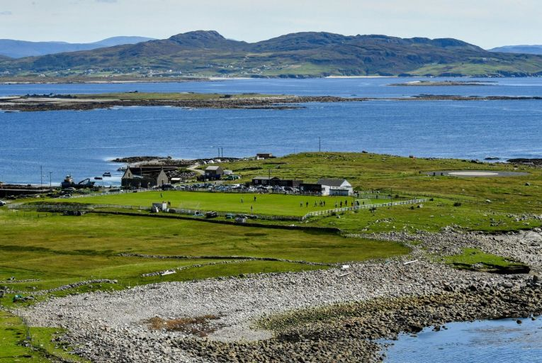 Housing supply warning on Arranmore Island after 13% jump in population