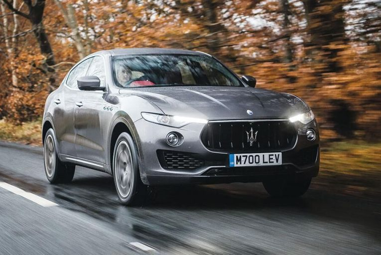 Maserati's new Levante sits very much at the sporting end of the SUV spectrum
