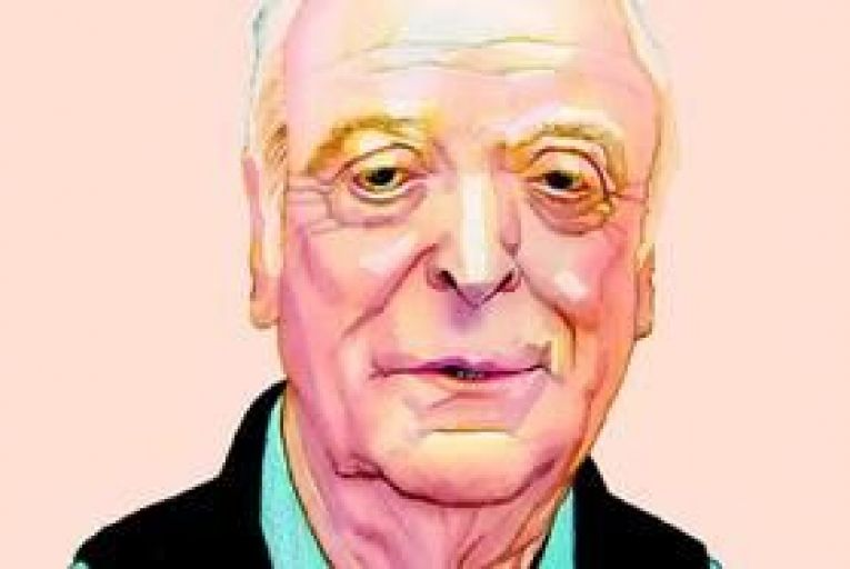 Michael Caine: unexpectedly humble in the FT\'s depiction.