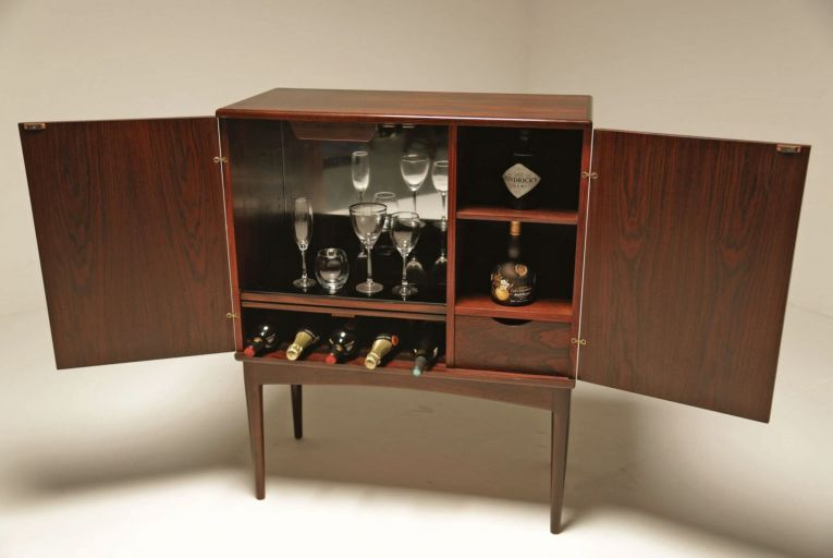 Raise a glass to the rise of the home bar