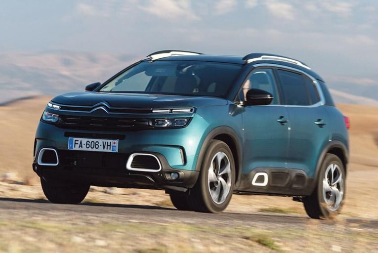 Citroën's SUV goes soft, but not on its rivals