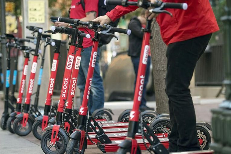Fast company: The growing e-scooter trend