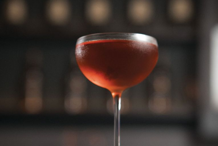 The Emerald: the classic cocktail was invented in the Waldorf Astoria hotel in New York City in the 1870s.