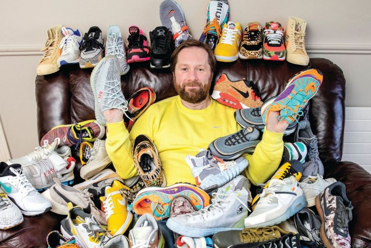 Kicks & collect: Three sneaker heads reveal their most prized possessions
