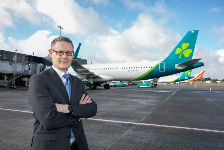 New Aer Lingus chief says rapid testing needed to boost air travel
