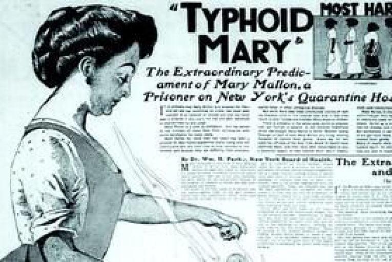 Typhoid Mary: novelist Mary Beth Keane retells her tragic yet farcical story.