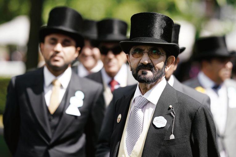 Sheikh Mohammed of Dubai