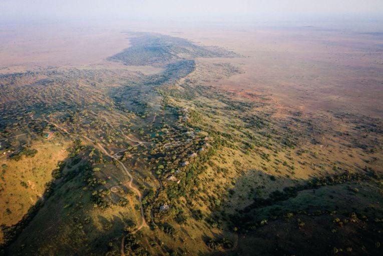 Paradise found: Singita Sasaka Lodge, Tanzania.