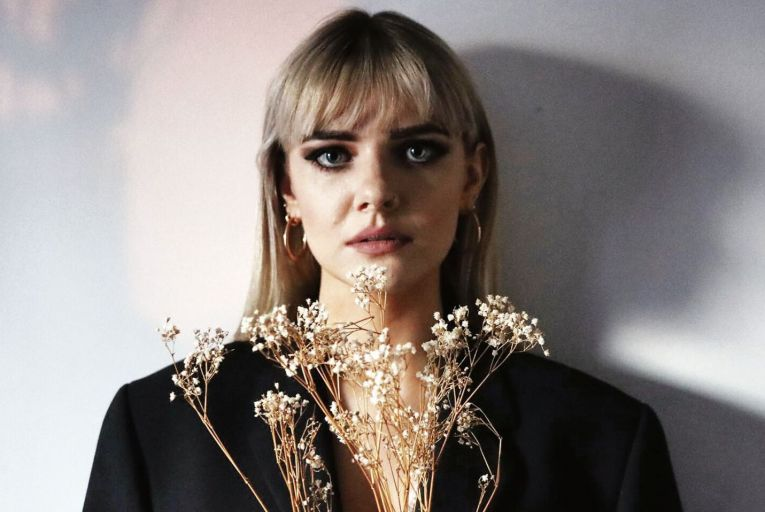 Rachel Mae Hannon: the Monaghan-born singer-songwriter has just released her debut EP, Like It Is