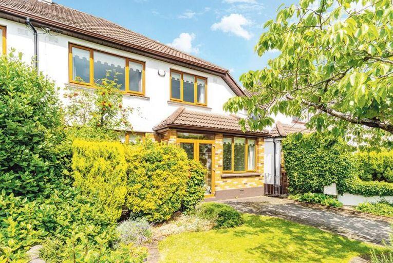 Stillorgan four-bedroom semi comes to market for €655,000