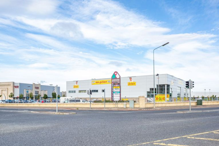 Ashbourne Retail Park in Co Meath: its trio of new tenants will account for almost 8,000 square metres of retail space