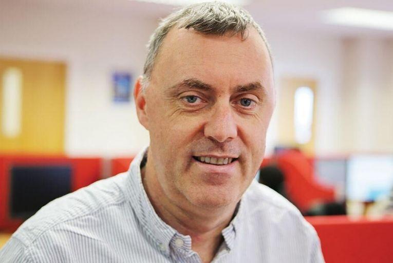 Paraic Nolan,  product manager,  Big Red Book