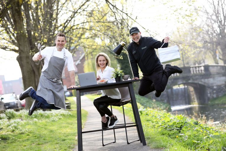 Feedr app delivers personalised meals to workers in the office