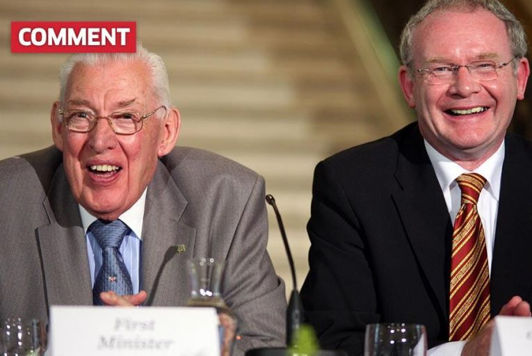 McGuinness was among the most paradoxical figures in Irish public life