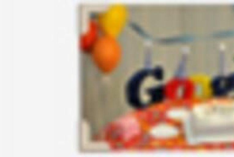 Happy Birthday to .. Google