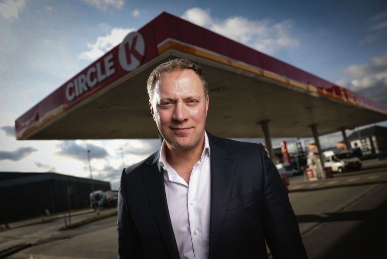 Gordon Lawlor: Following a brief recovery last summer after the first reopening, Circle K took a second hit in October as the second lockdown started. Picture: Fergal Phillips