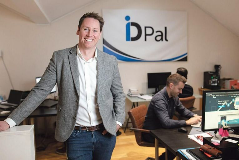 Colum Lyons, co-founder of ID-Pal, hopes to have 20 staff by year endFergal Phillips