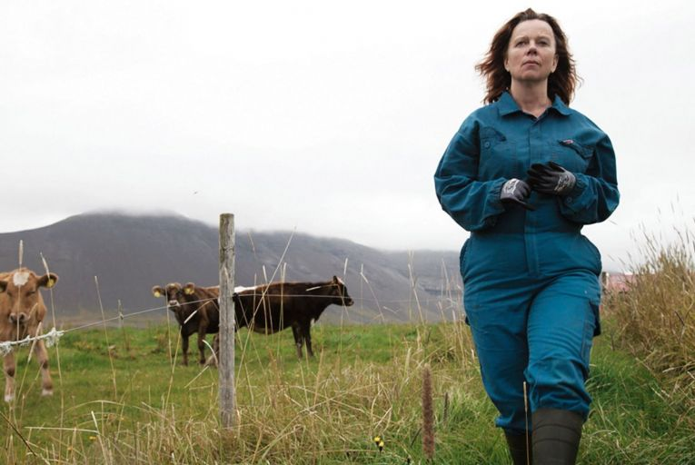 The County: Justice rises to the top in Icelandic drama