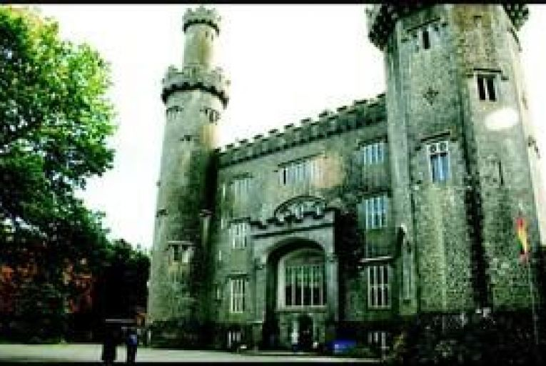 Charleville Castle. Photo: Collins