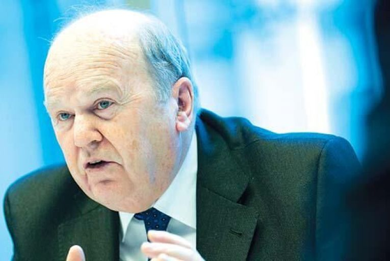 Michael Murray Michael Noonan fears inflation, and it's written all over his personal investment strategy