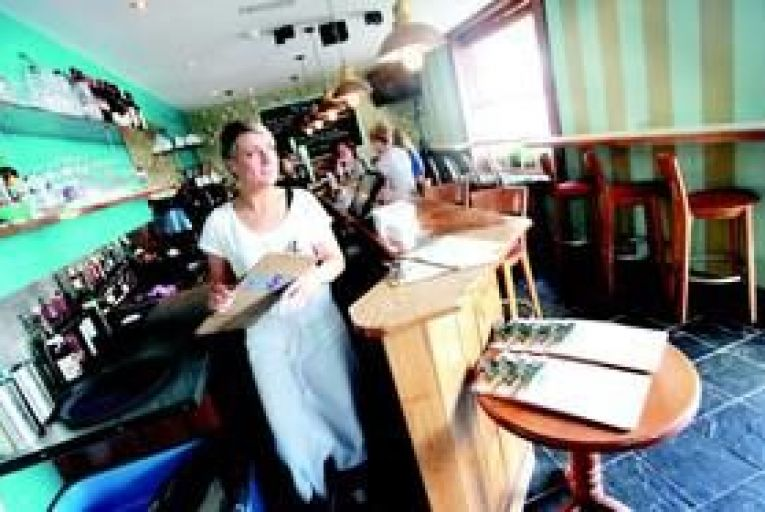 Restaurant: Sea for yourself in Howth