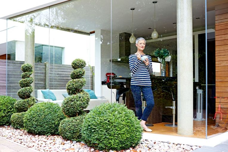Steps to take when you want your garden to throw shapes