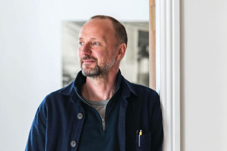 Russell Hart, co-owner of The Stop B&B in Galway: 'There's such a romance about the west.' Picture: Nathalie Márquez Courtney