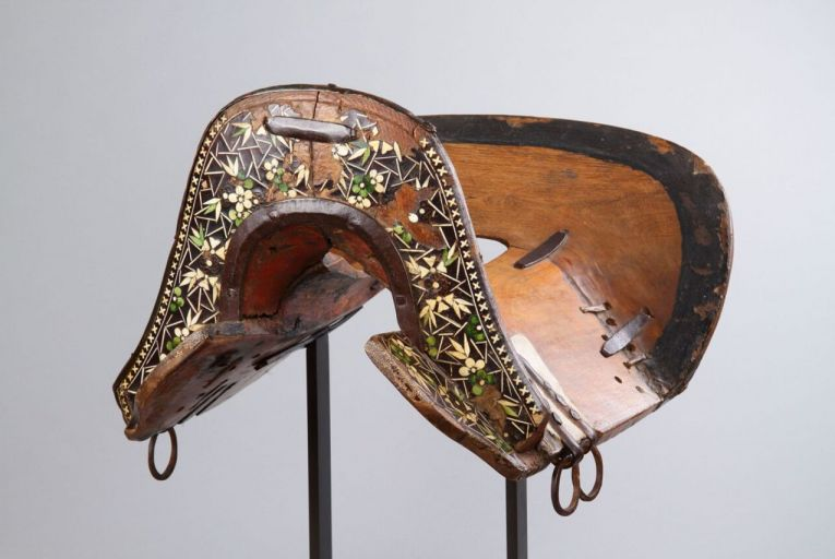 Object of Desire: Saddle up with 19-century Tibetan artefact