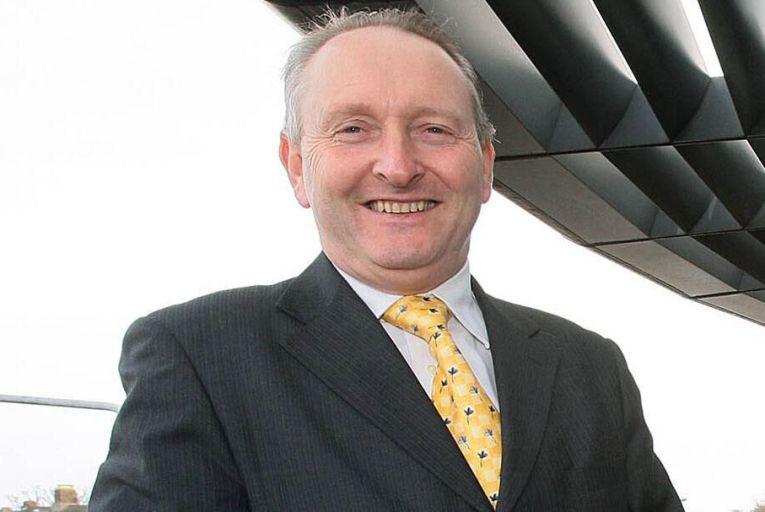 David Killeen, chairman of the Irish Franchise Association