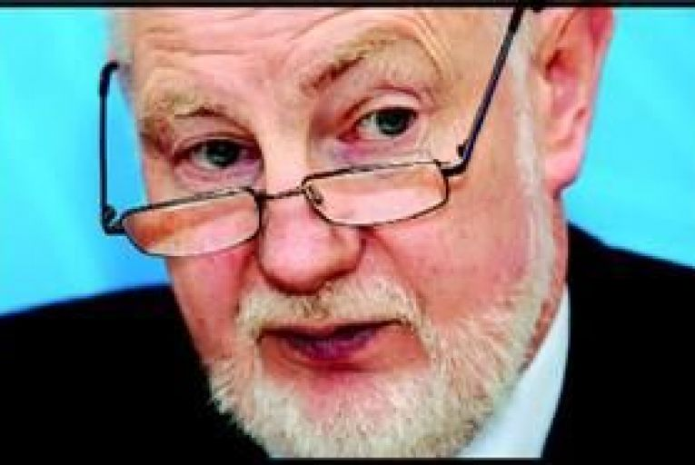 Ireland has gun pointed at its head - Begg