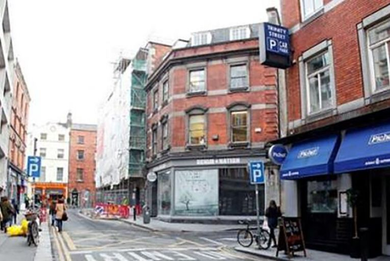 Trinity Street car park complex to be replaced with office block