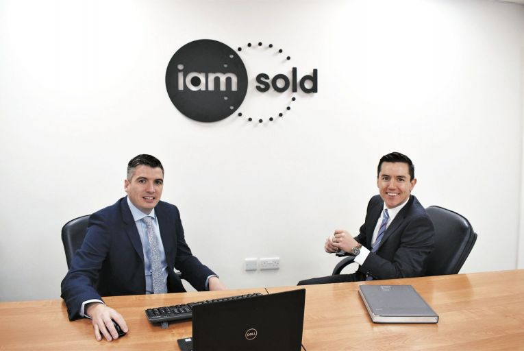 IAM Sold Property Auctions reveals fresh new look