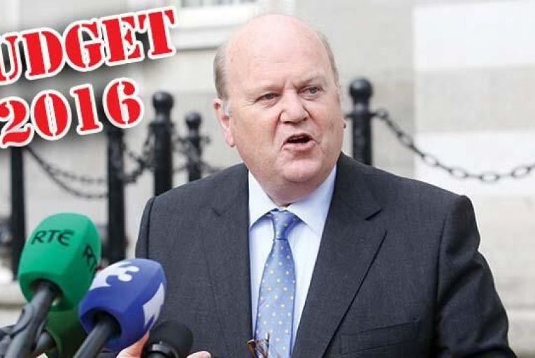Michael Noonan will deliver the Budget on Tuesday