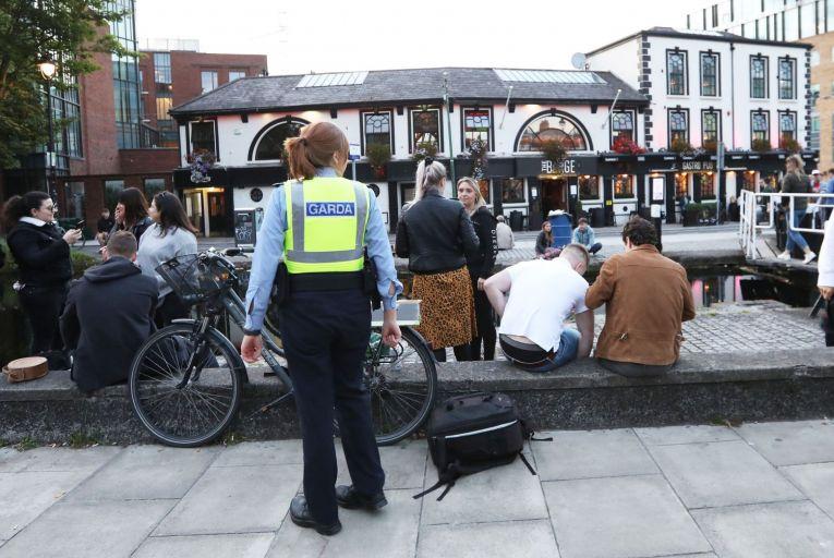 Dublin in a rare auld bind