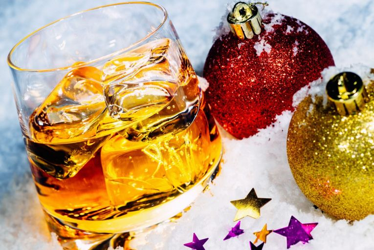 Whiskey: the most reliable Christmas present of all