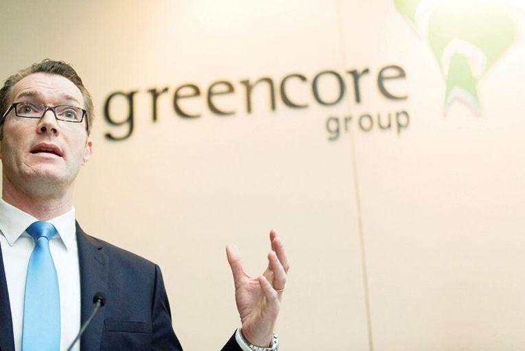 Greencore CEO Patrick Coveney