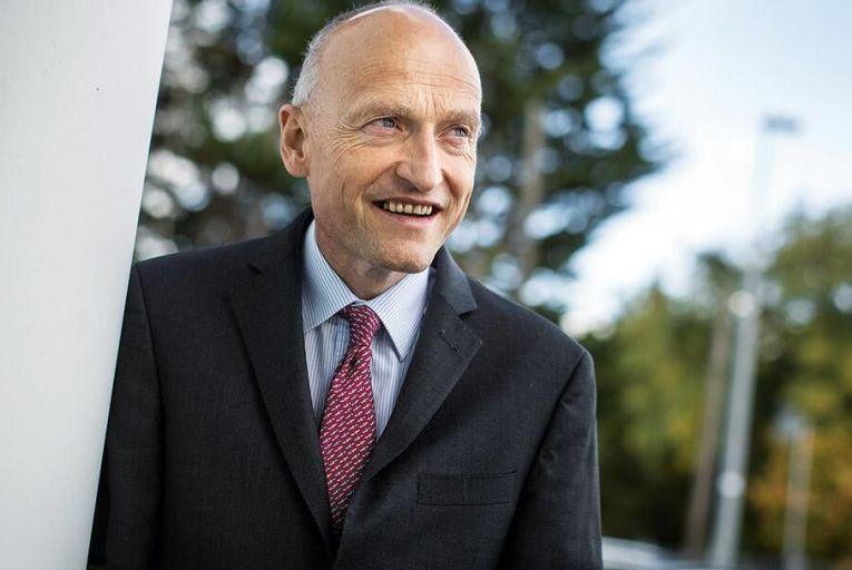 David Bobbett,  chief executive,  H&K International  Picture: Fergal Phillips